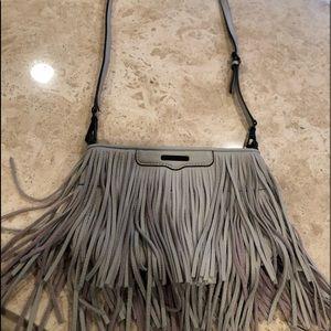 Rebecca minkoff crossbody bag w fringes